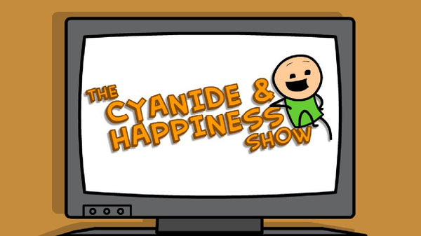 The Cyanide & Happiness Show - S04E10 - High, Robot