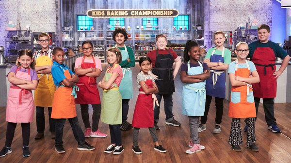 Kids Baking Championship - S07E07 - Out of This World