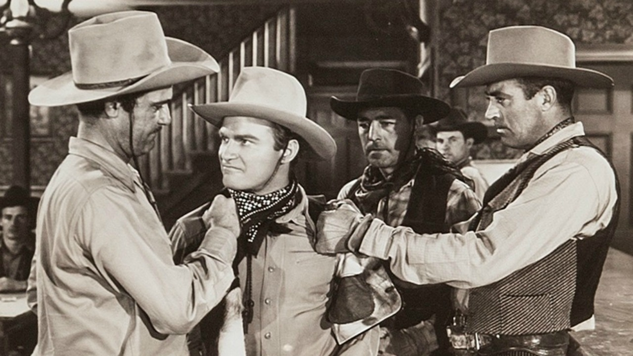 heroes in western film essay The film's weariness with much of the western genre's traditional iconography is obvious, particularly the notion that the man with the fastest gun is the hero.