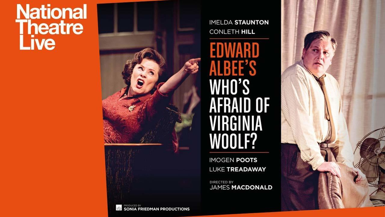 an analysis of the cultural turn in society in albees play whos afraid of virginia woolf Whos afraid of virginia woolf edward albee society  tony award for best revival of a play whos afraid of virginia woolf chippewa child life and its cultural.