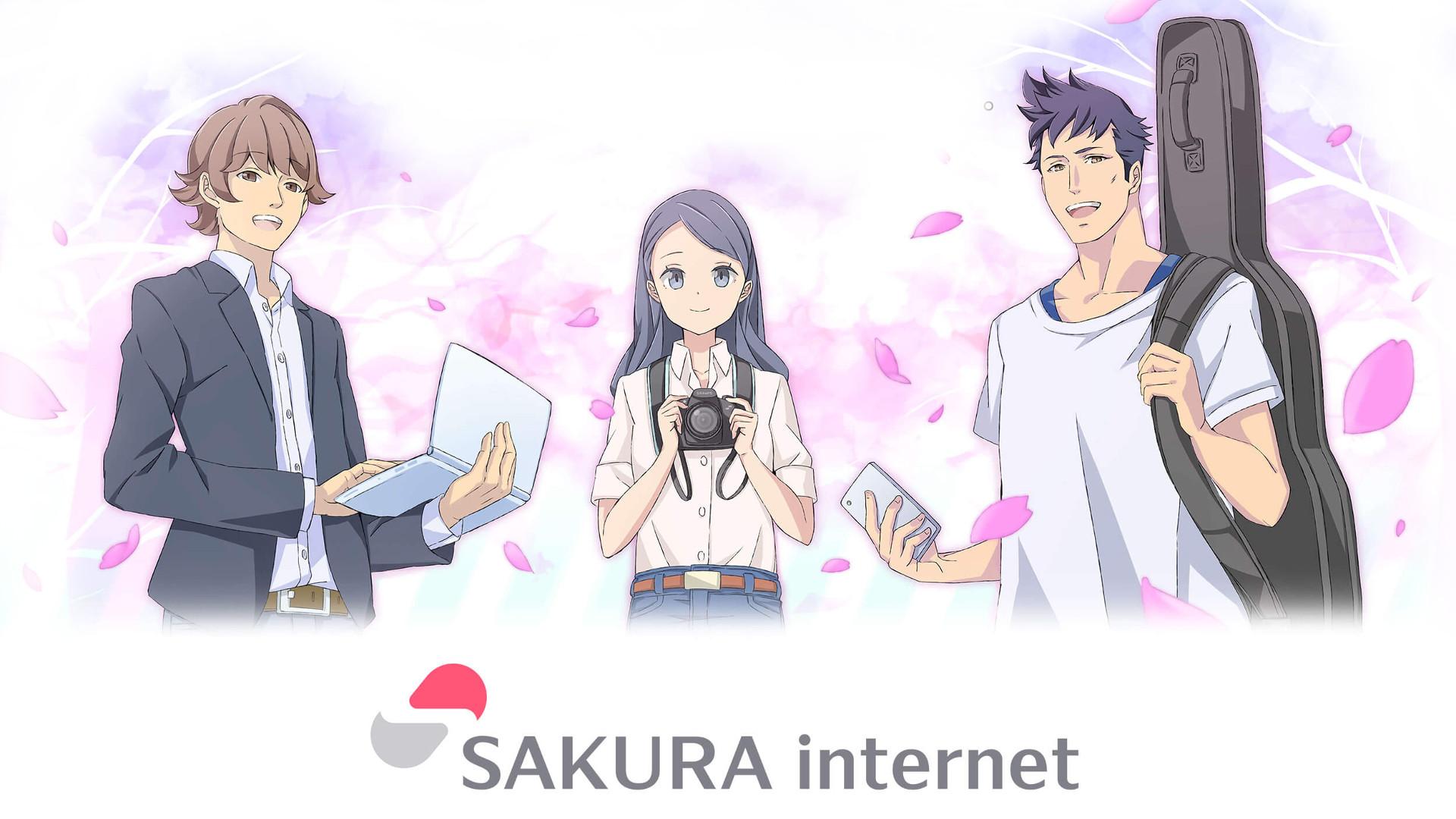 Sakura Internet Anime Ona 2017