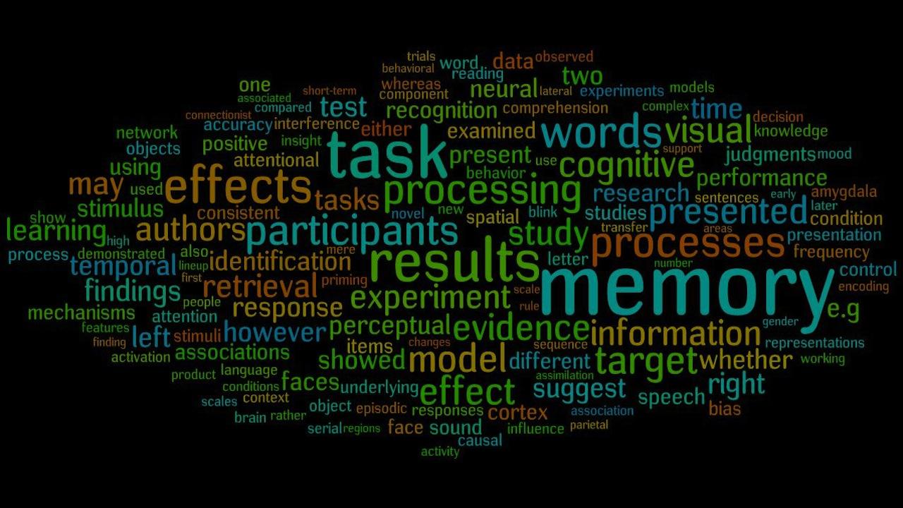 cold reading test result cognitive psychology