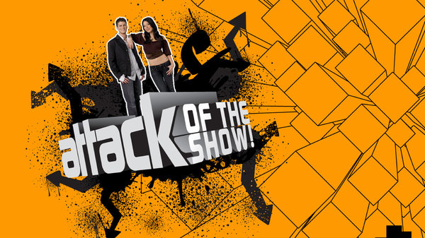Attack of the Show - S01E01