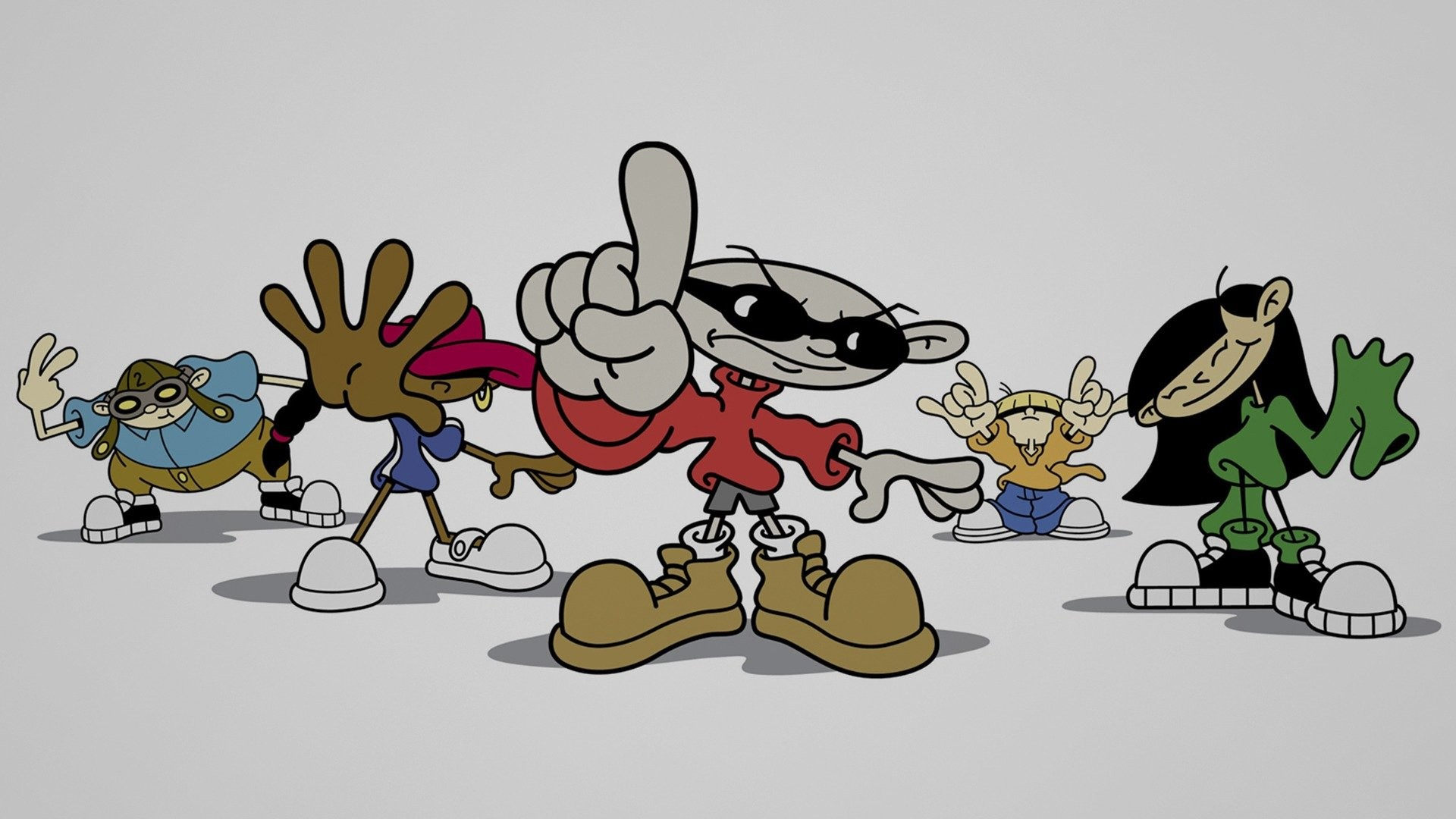 Codename Kids Next Door  Characters  TV Tropes