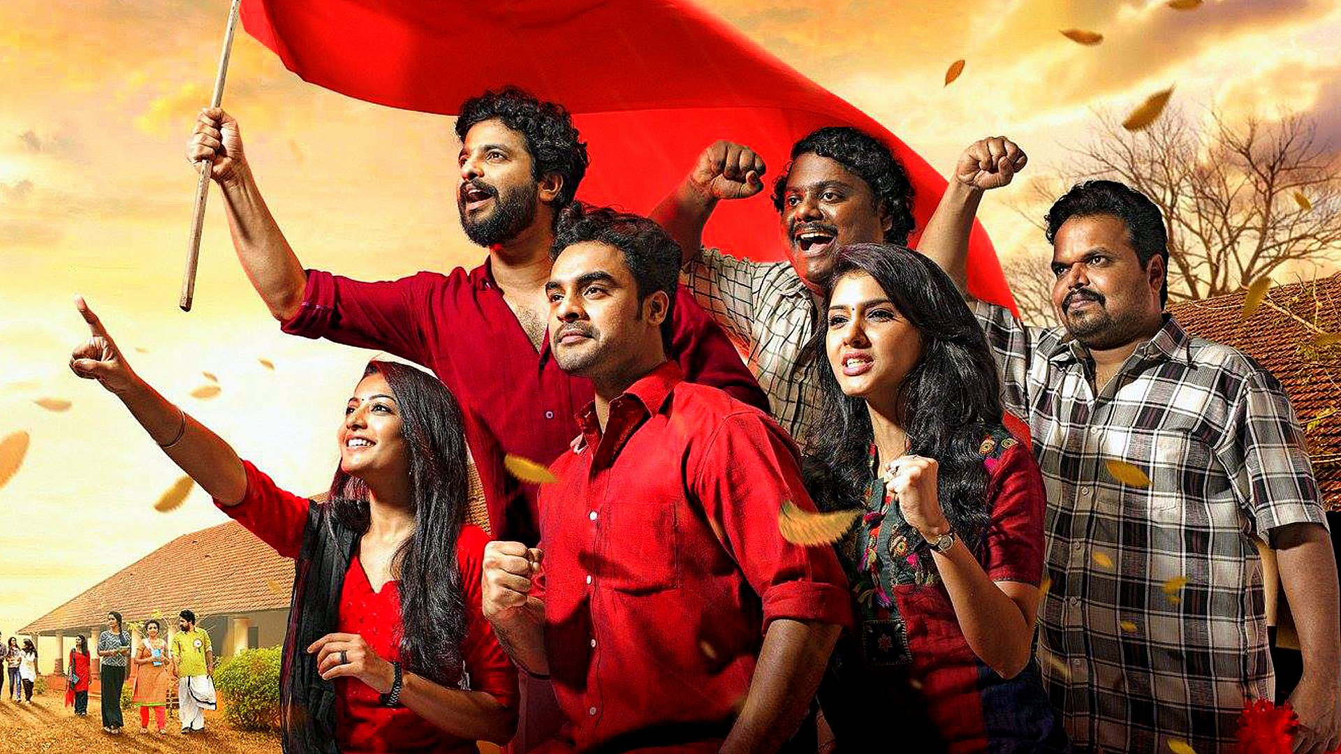 students and politics in malayalam