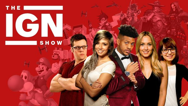 The IGN Show - S01E10 - Super Mario Odyssey, Laser Tag, and Lawbreakers