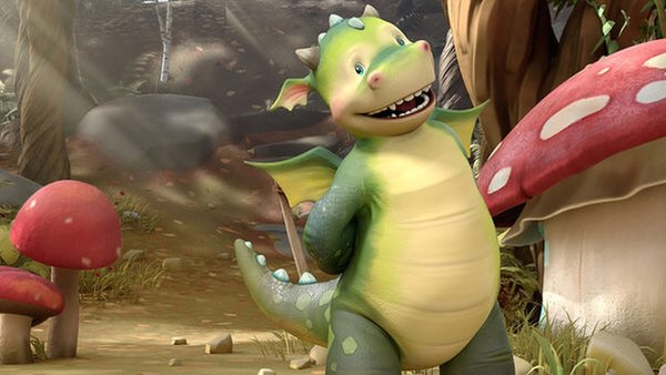 Digby Dragon Season 2 Episode 1