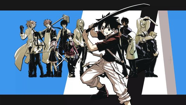 5 Point Discussions - UQ Holder! Episode 2: You Cant Hate Someone You Meet Naked - COMICON