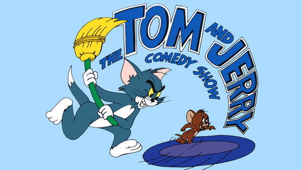 The Tom and Jerry Comedy Show - S01E34 - Save That Mouse