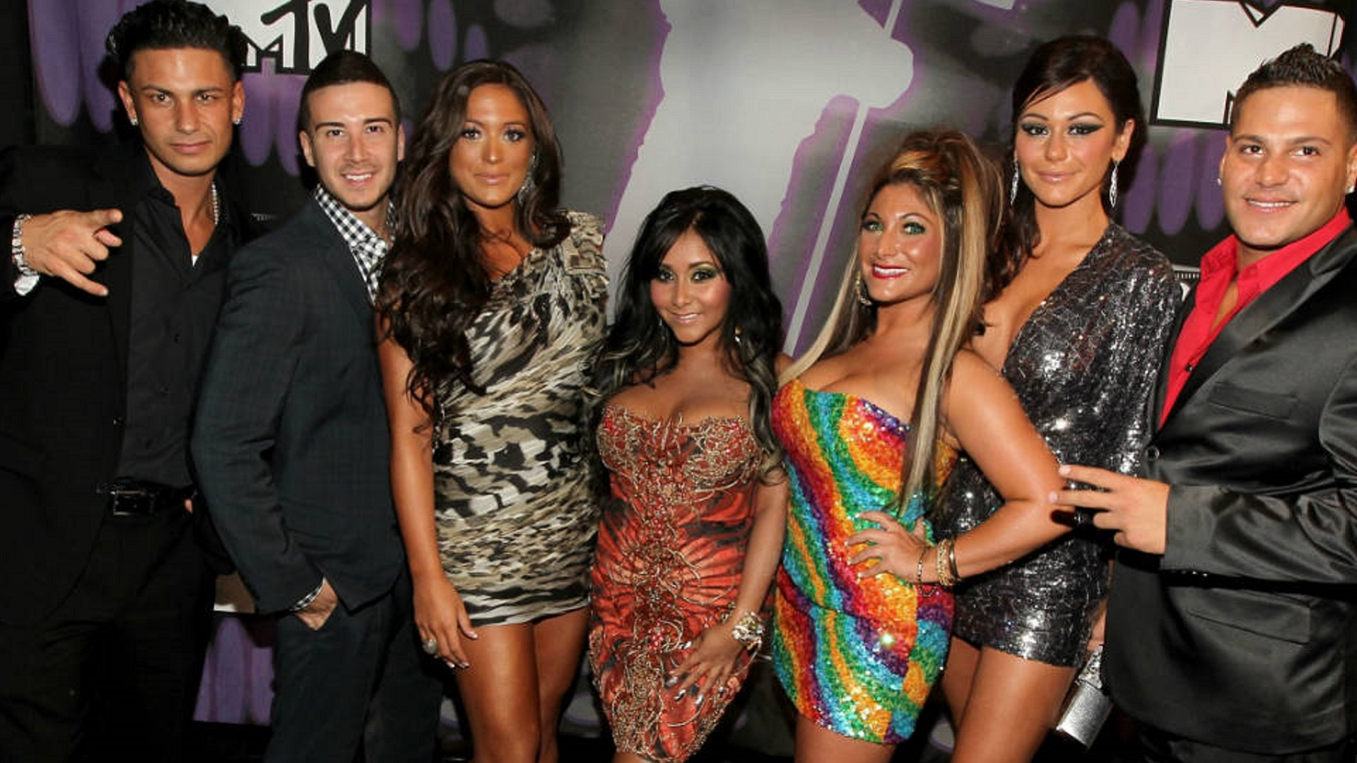 why jersey shore is so popular The cast of jersey shore swore they would always do a vacation together now, five years, five kids, three marriages, and who knows how many gtl sessions later, the gang is back together and.