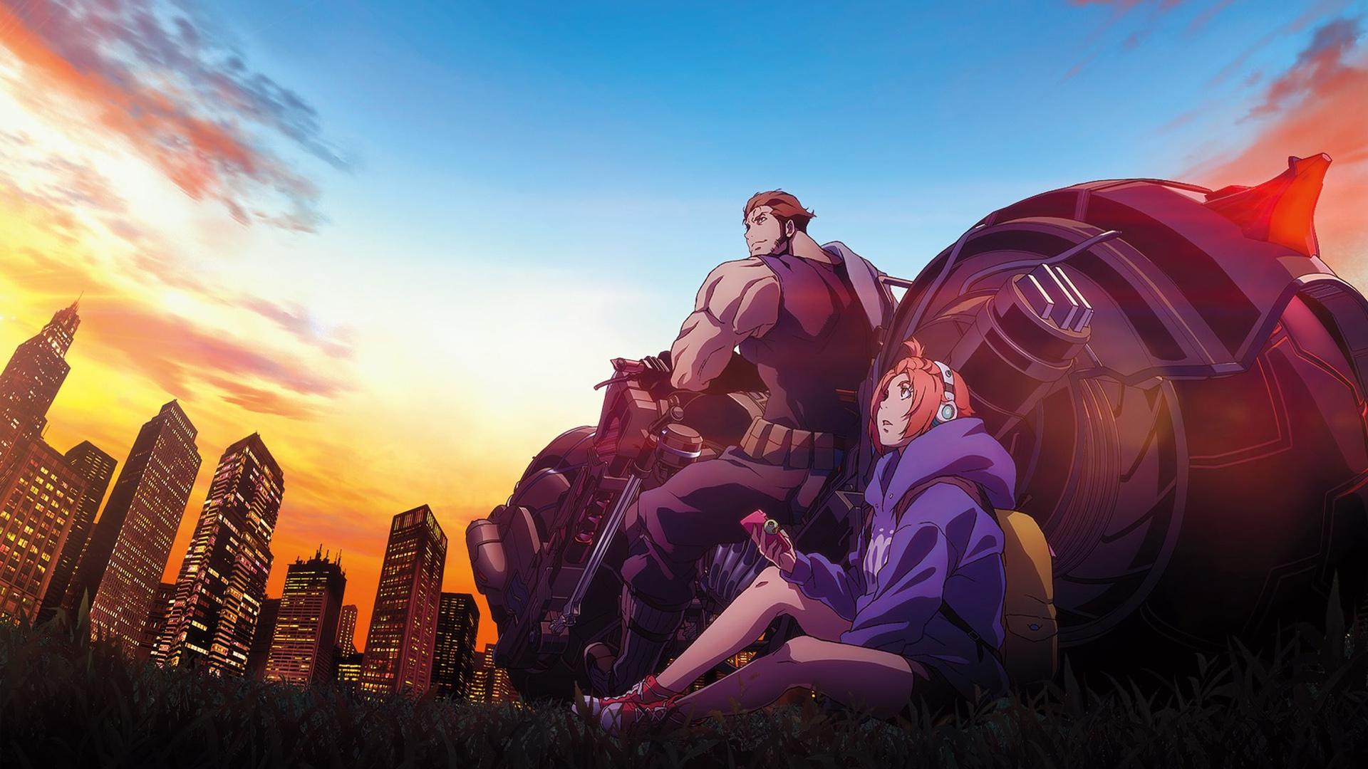 Garo Vanishing Line Anime Tv 2017 2018