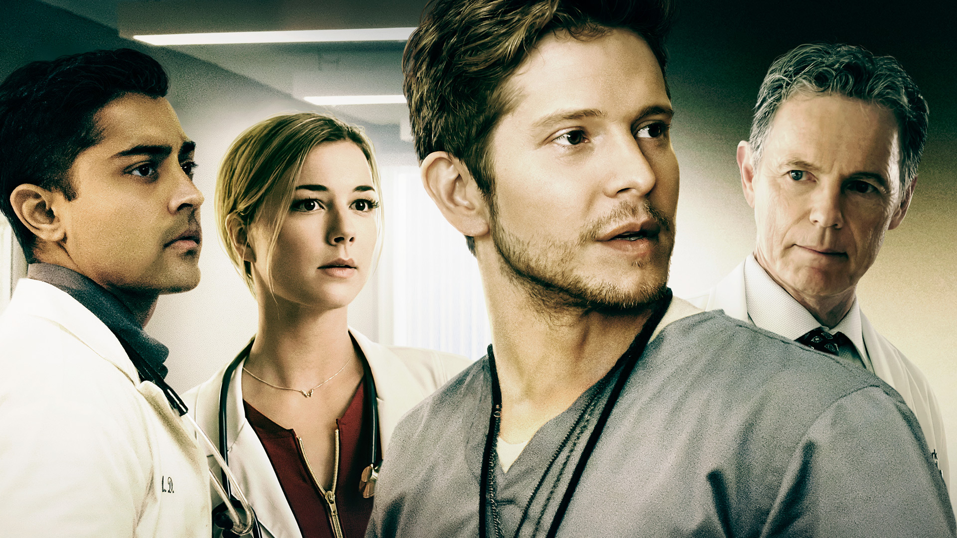 The Resident (TV Series 2018 - Now)