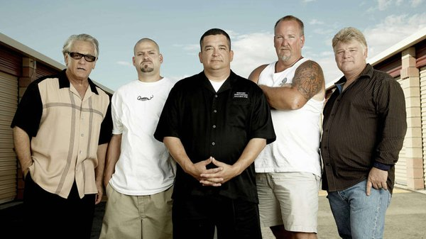 Storage Wars - Auctions And Allies