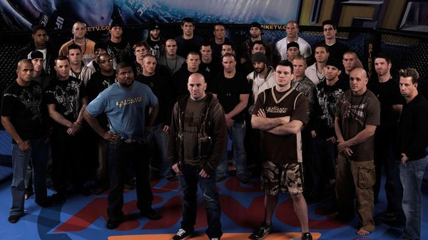 The Ultimate Fighter - Pushing the Limits