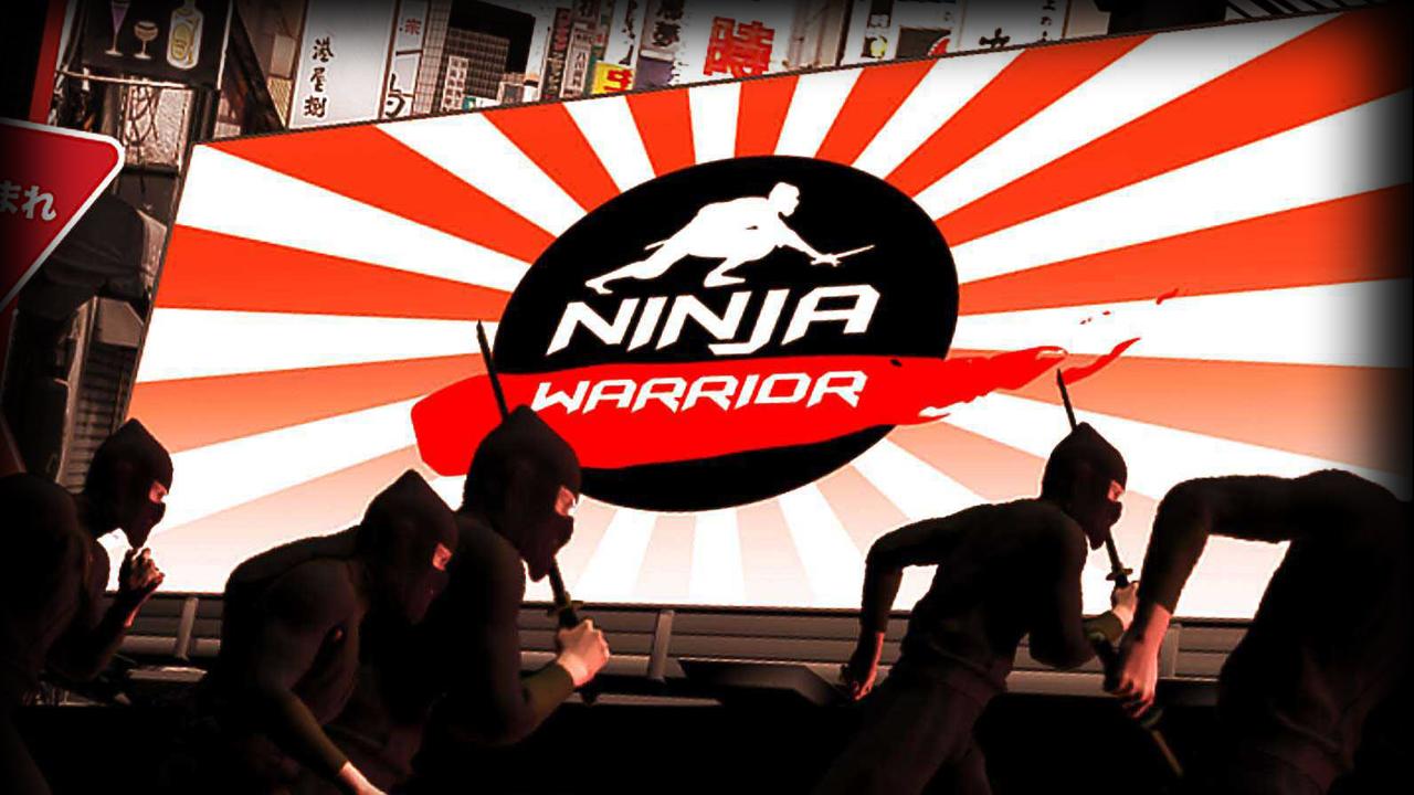 Ninja warrior japanese nude naked videos