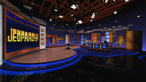 Jeopardy! - S2019E42 - S35 All-Stars Match 2 Game 2