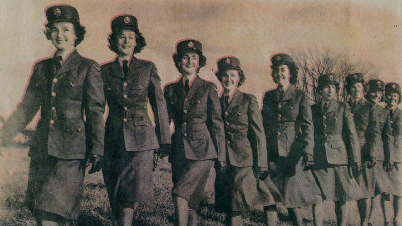 women in world war ii essay