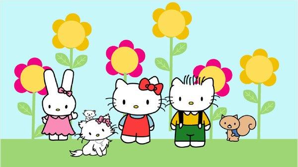 Hello Kitty and Friends Season 4 Episode 2
