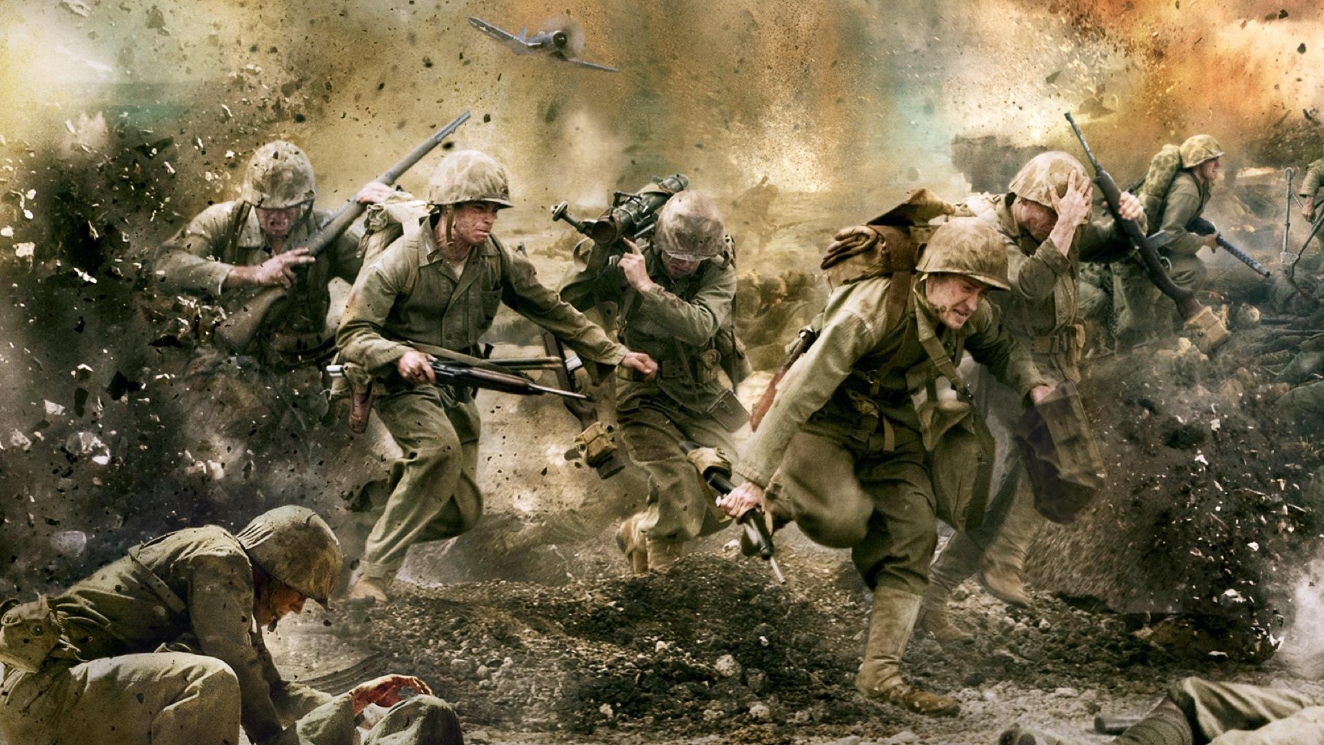 Военные фильмы про вторую мировую войну