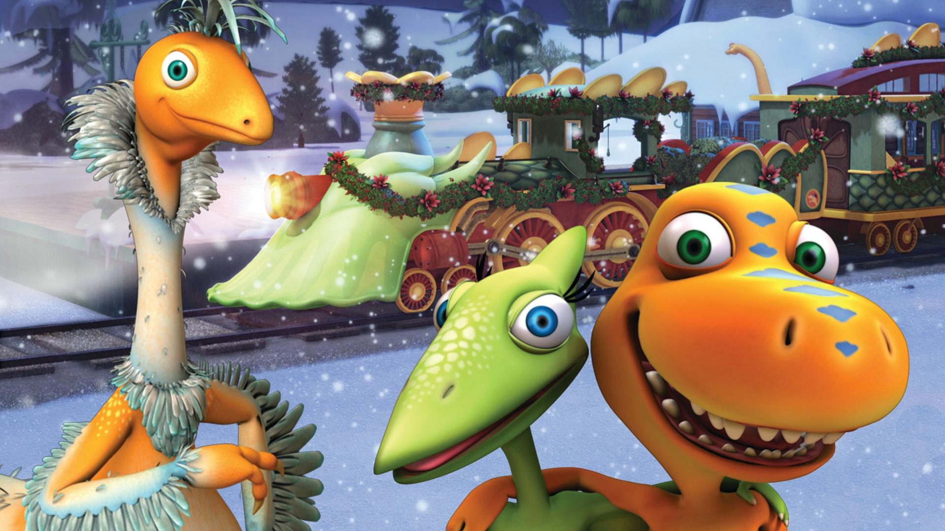 скачать мультфильм поезд динозавров 1 сезон бесплатно