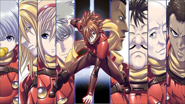 Cyborg 009: Call of Justice - Ep. 2 - Movie 2