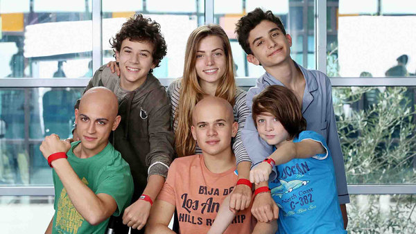 Red Band Society (IT) - S03E01