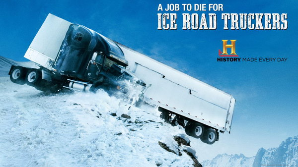 Ice Road Truckers - Mother Nature Scorned