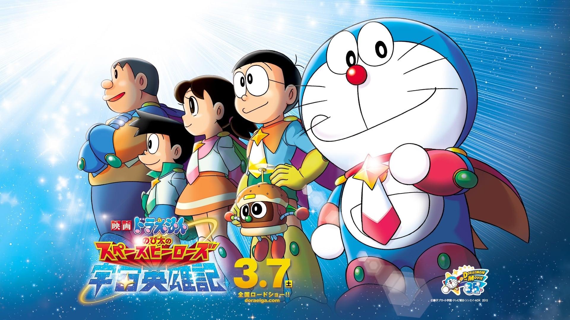 Doraemon: Nobita's Space Heroes Tamil Dubbed Full Movie