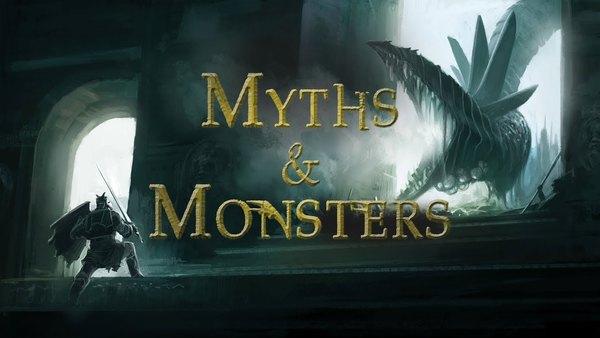 Myths & Monsters Season 1 Episode 2