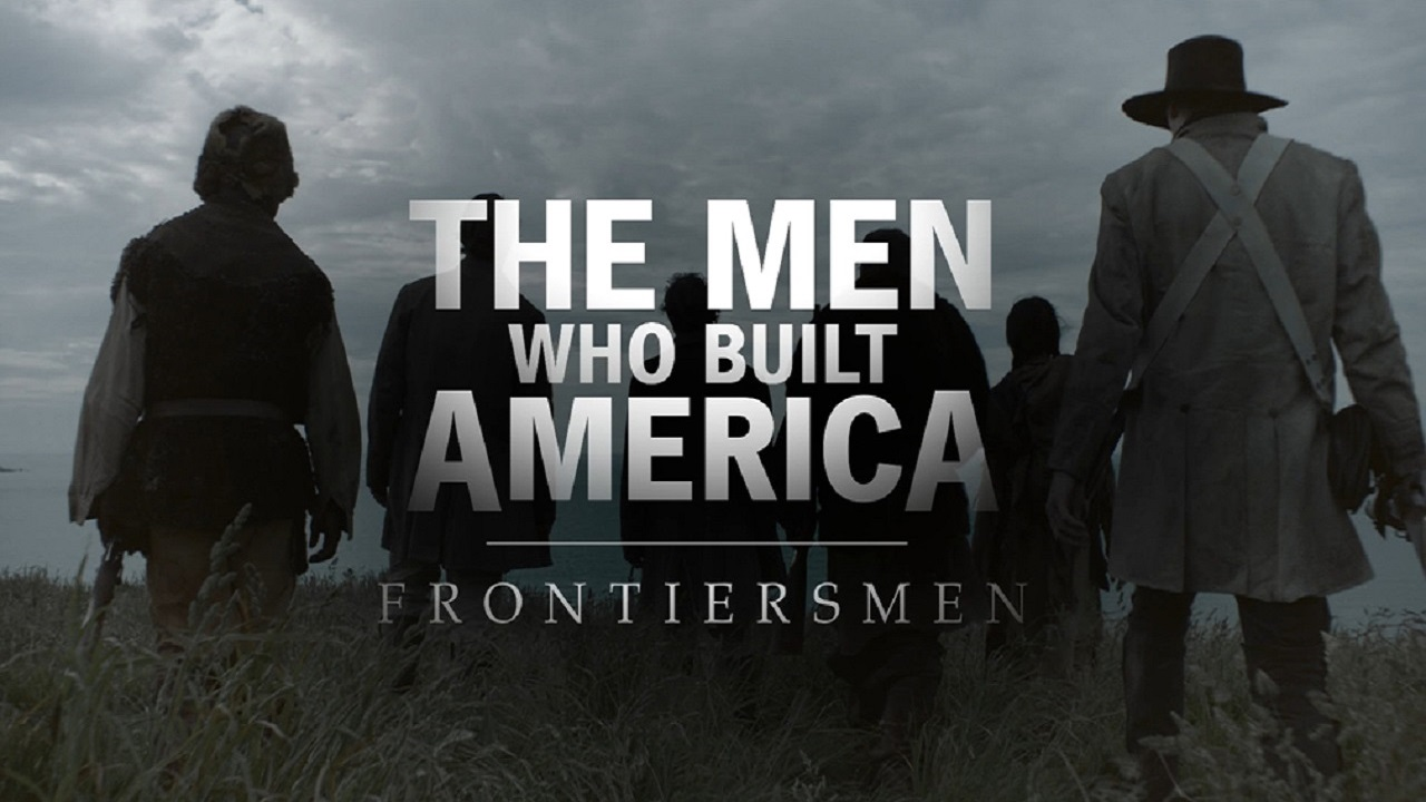 the men who built america History releases the first look at the men who built america: frontiersmen, their drama docu-series premiering on march 7th.