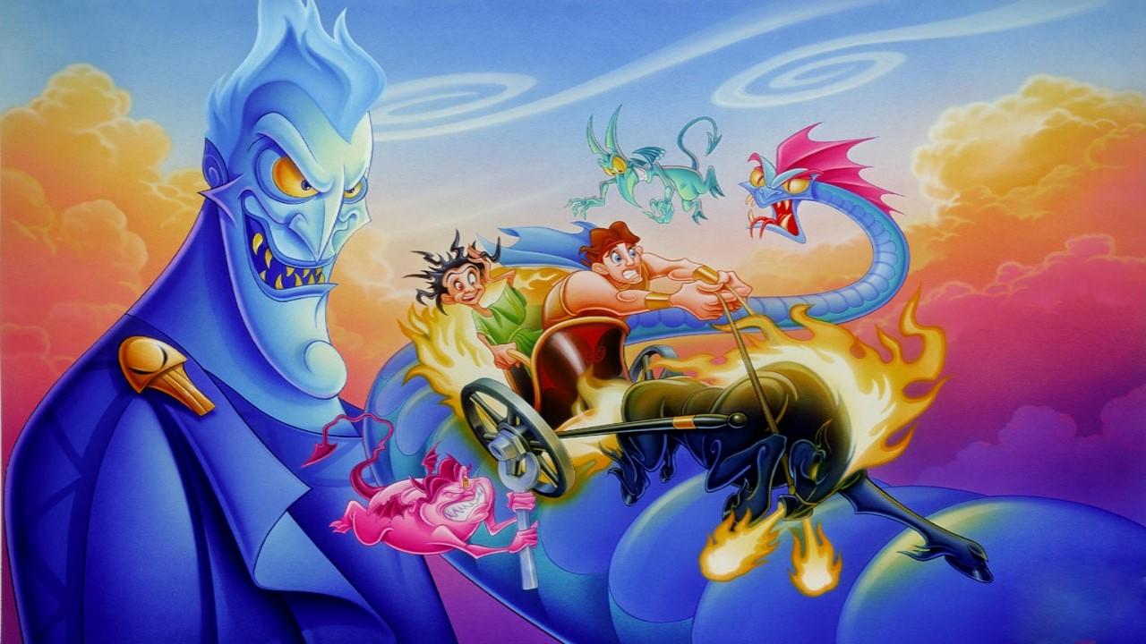 Herkules Disney Stream