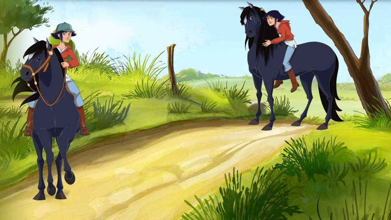 картинки лошадей все серии это еще значит