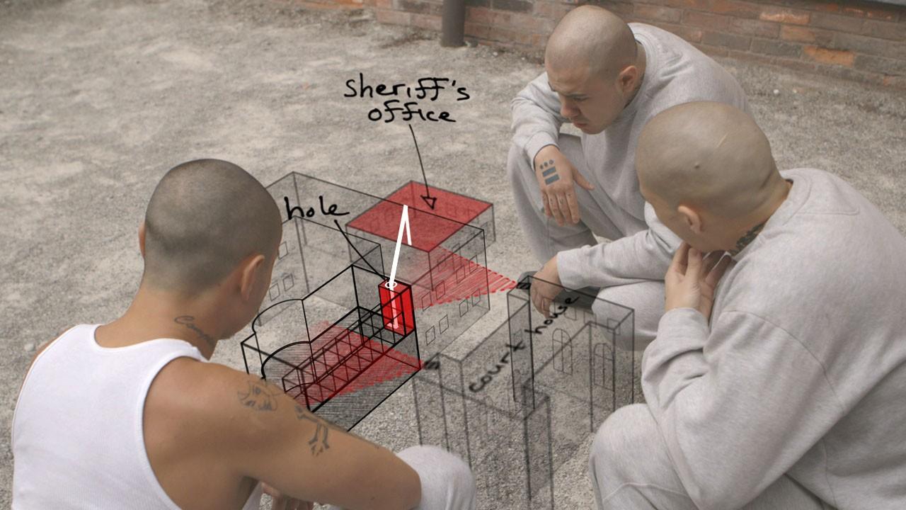 Новые серии побег из тюрьмы 2018