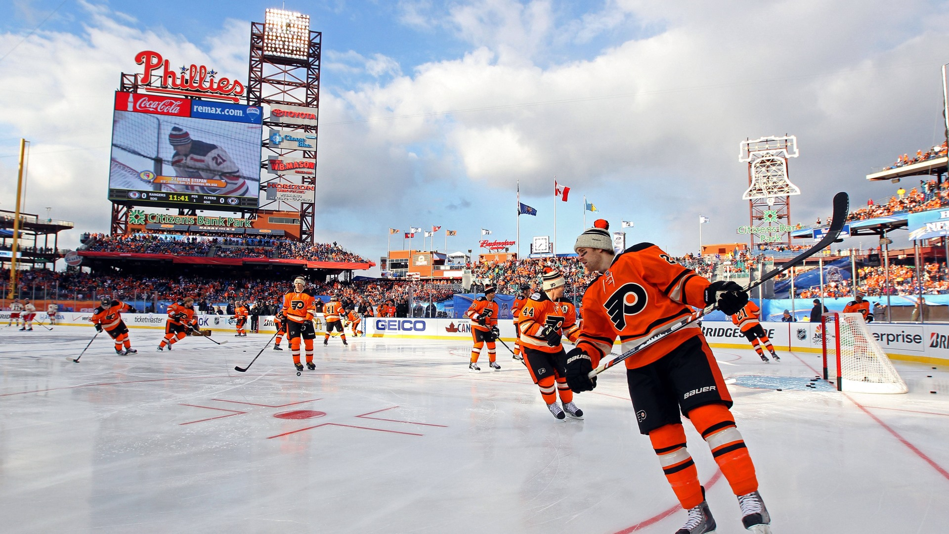 2014 NHL Winter Classic  Wikipedia