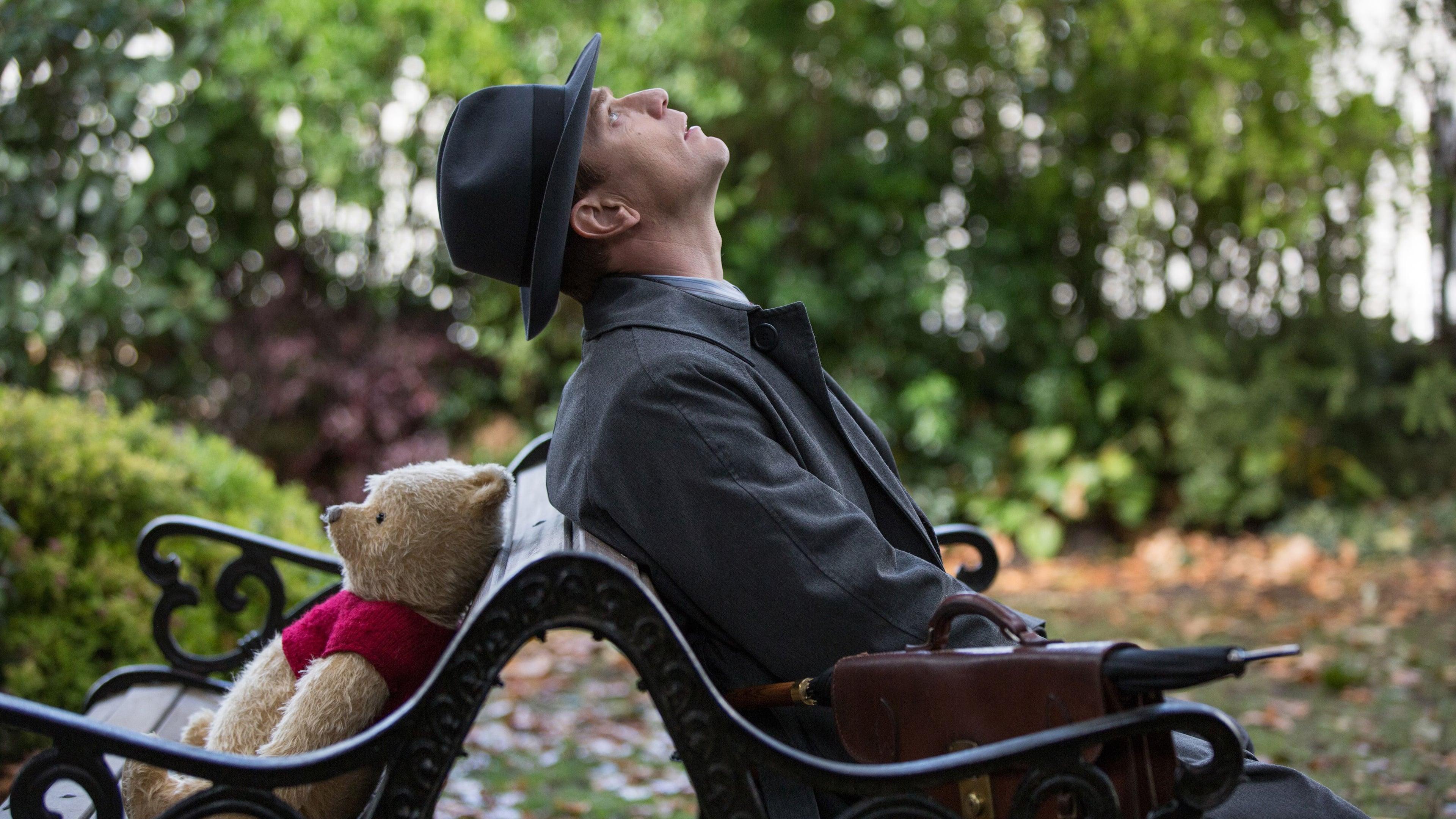 В Китае запретили показ фильма о друге Винни-Пуха Кристофере Робине