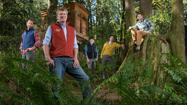 Treehouse Masters - View From Above III