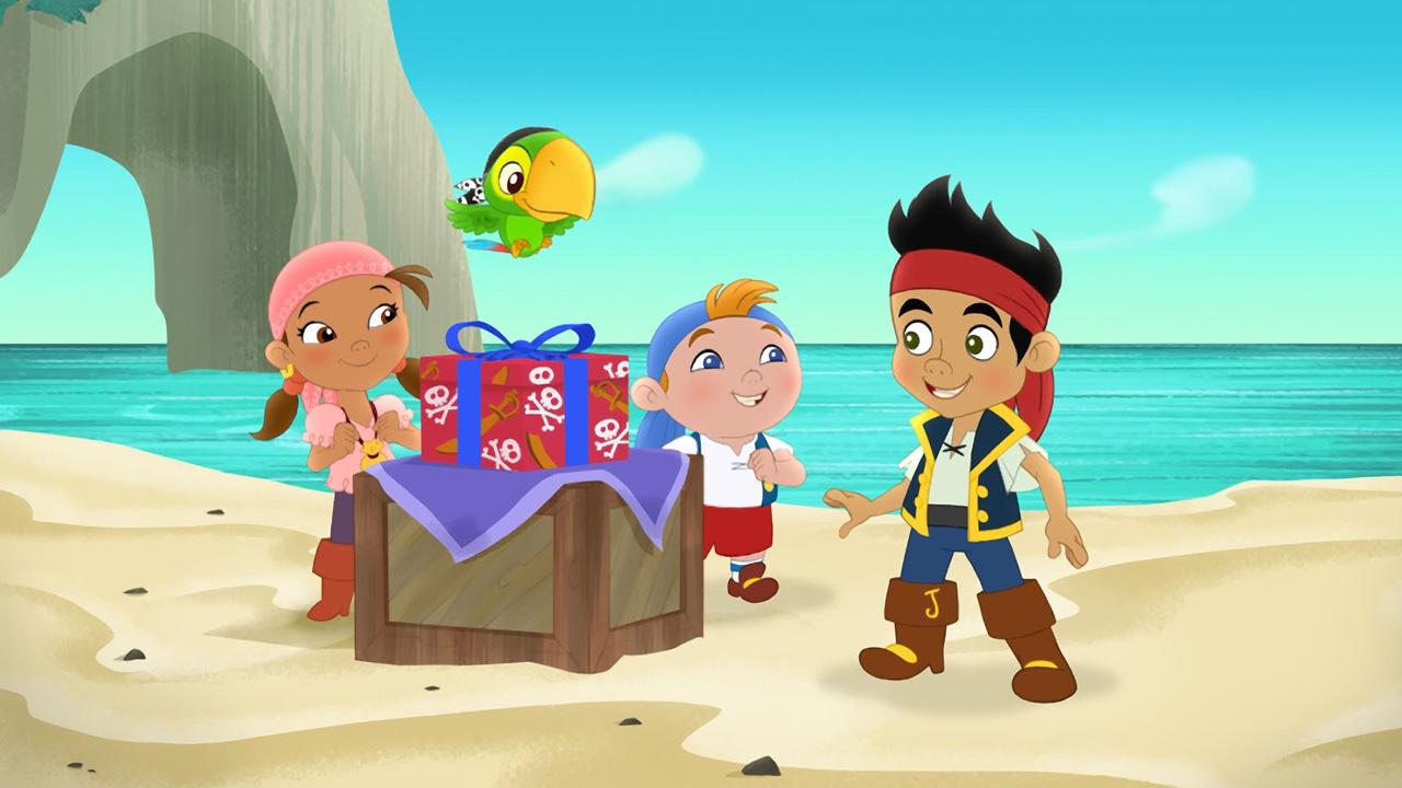 Картинка джек и пираты