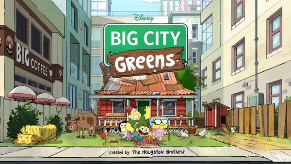 Big City Greens - S01E42 - Winner Winner
