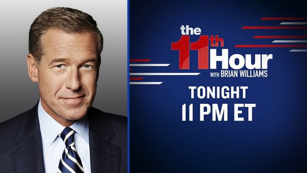 The 11th Hour with Brian Williams - S2020E210 - Episode210