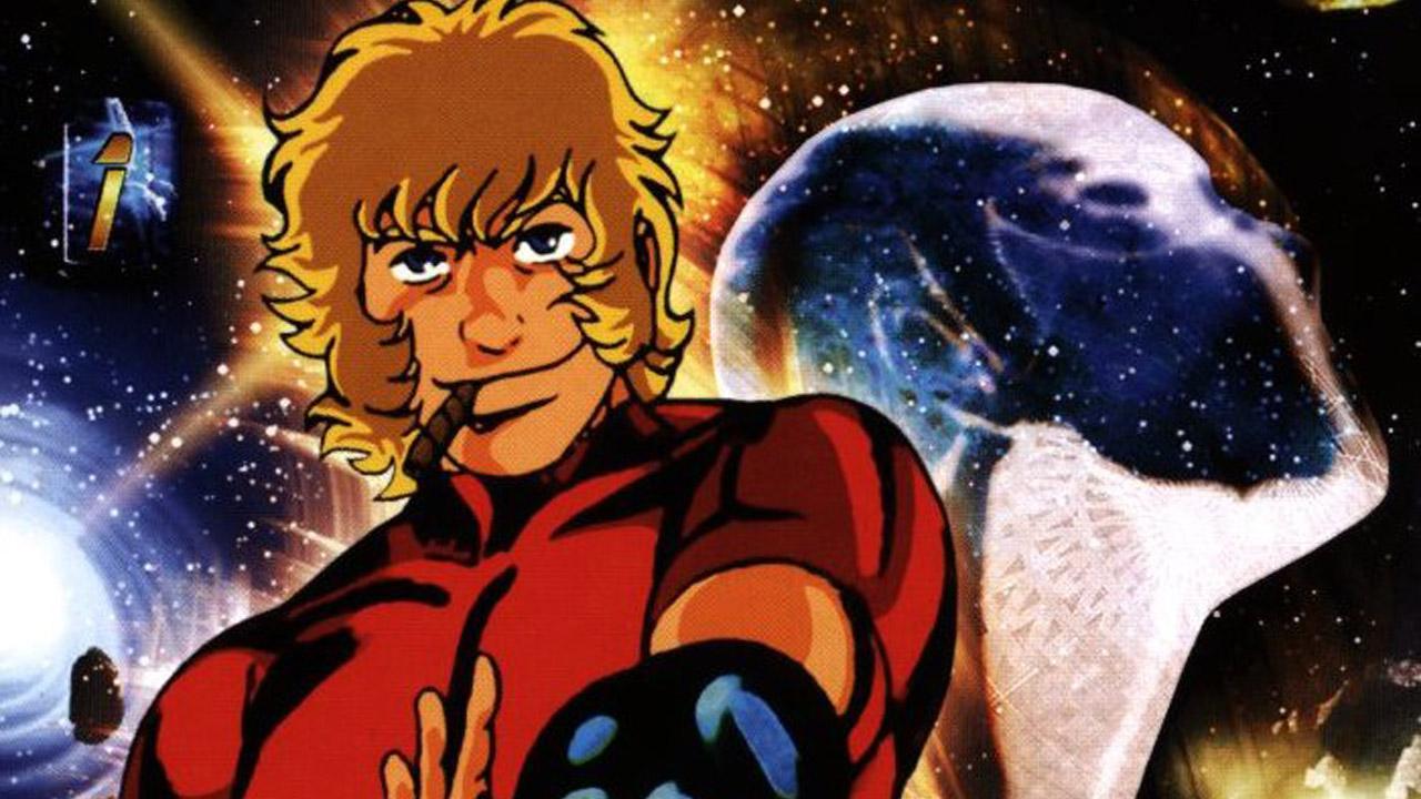 Space Cobra Anime Tv 1982 1983