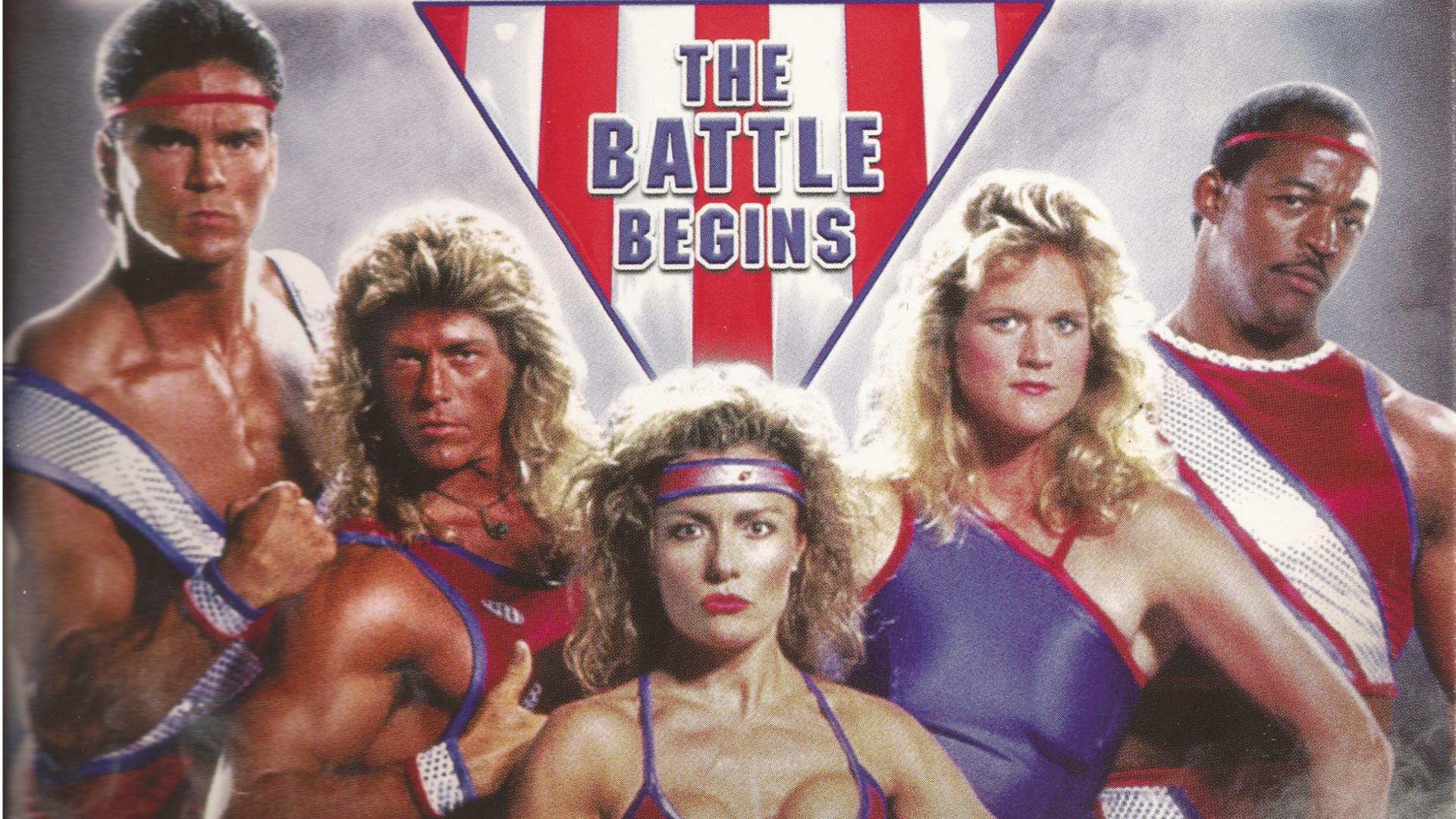 American Gladiators Ass