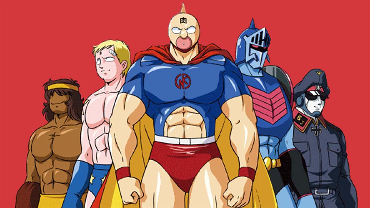 Kinnikuman episodes (Anime TV 1983 - 1986)