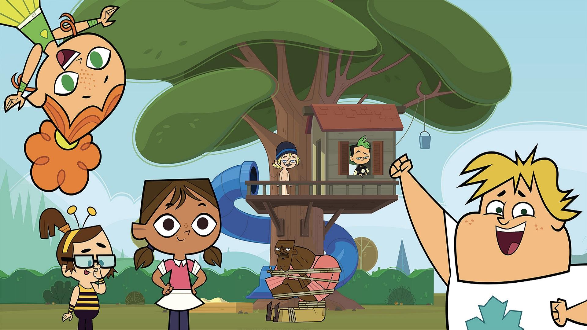 CAKE Takes Total Dramarama Worldwide | Animation Magazine