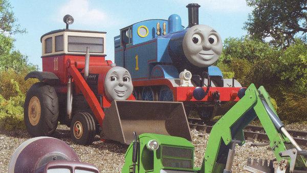 Thomas' Trusty Friends Season 1 Episode 7
