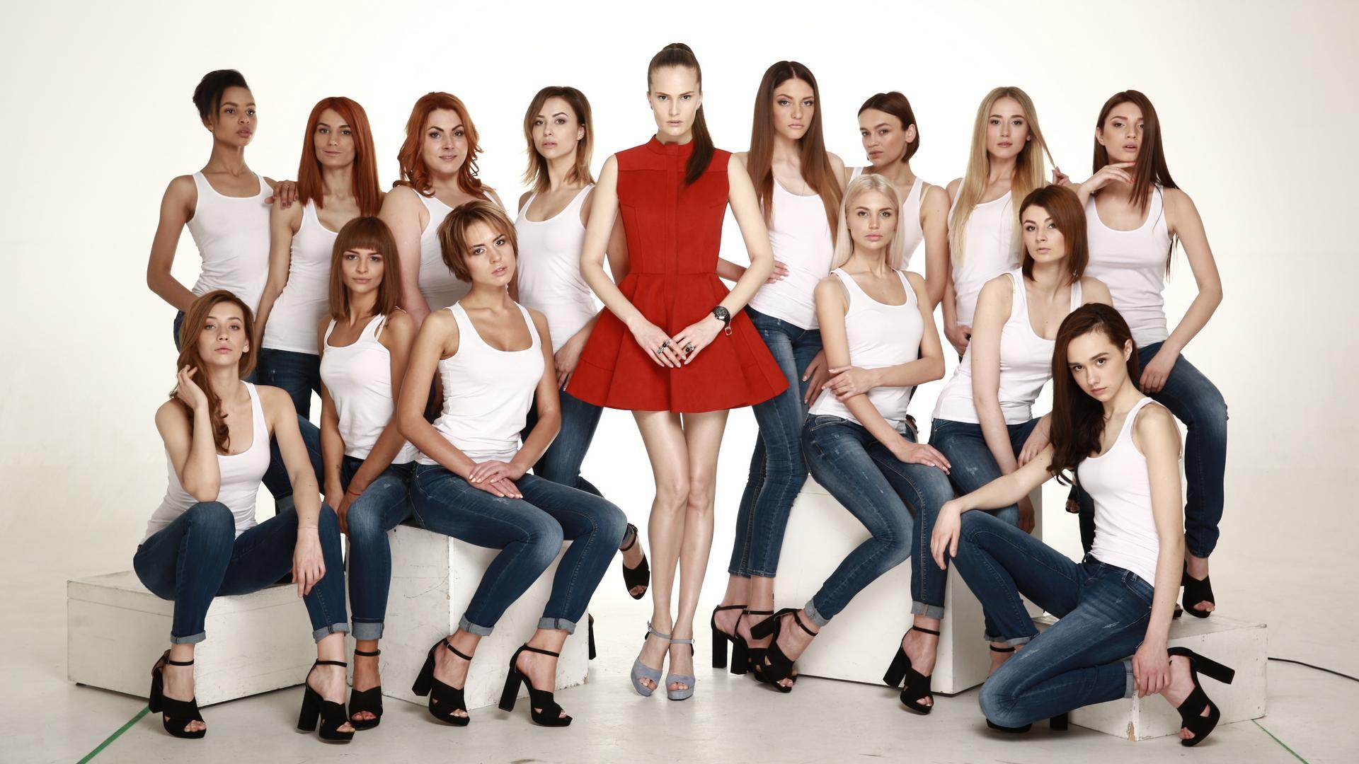 Биография участников фотомодели по украински