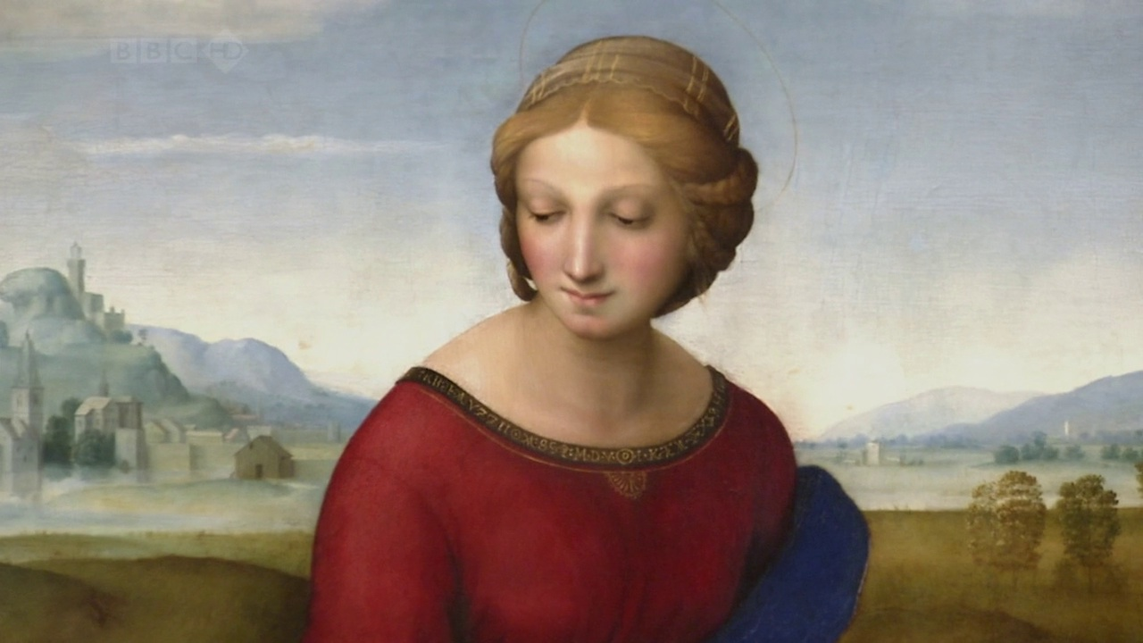 a research on raphael and the high renaissance
