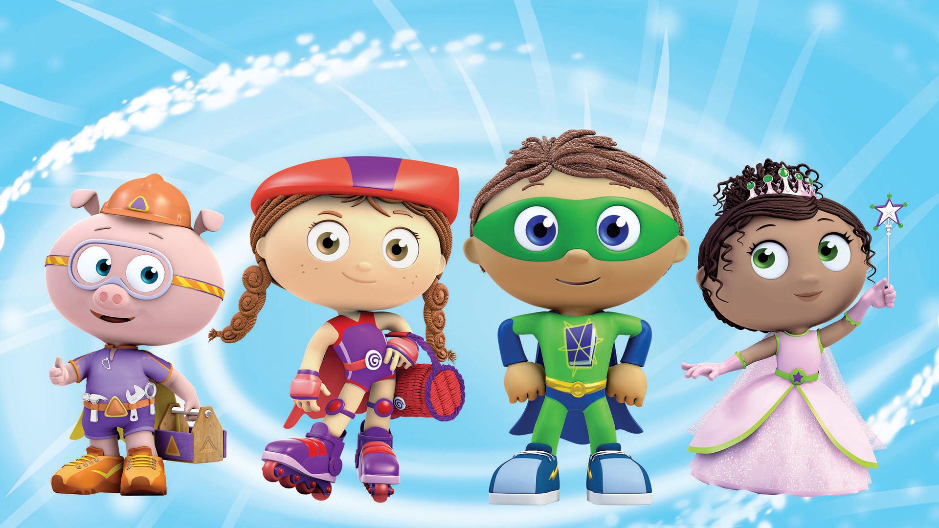 По содержанию — это очень добрый мультфильм, который учит детей ценить настоящих друзей, работать в команде и эффективно находить решения.
