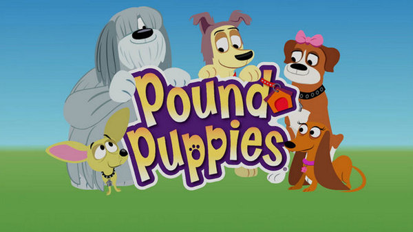 Pound Puppies - S03E05 - Puddles the Problem Pup