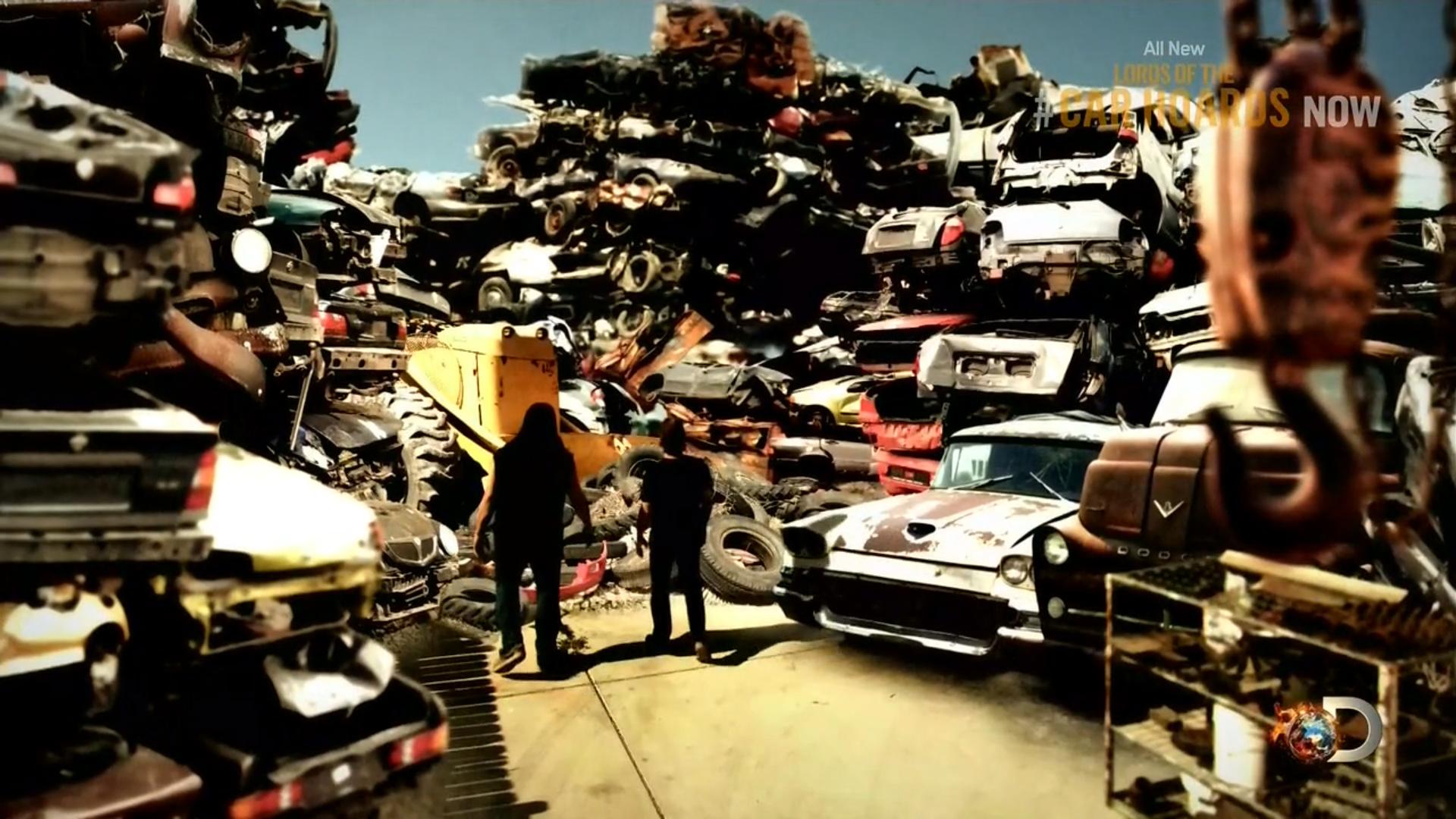 Car Hoards Season