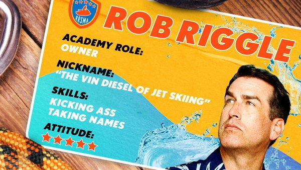 Rob Riggle's Ski Master Academy - S01E08 - Vindication